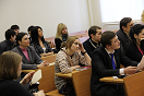 28 февраля 2011 г. в Институте современных коммуникационных систем и технологий Международной академии бизнеса и управления в рамках постоянно действующего межвузовского студенческого дискуссионного клуба состоялся  Круглый стол