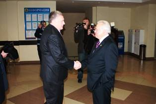 Встреча с В.В. Жириновским