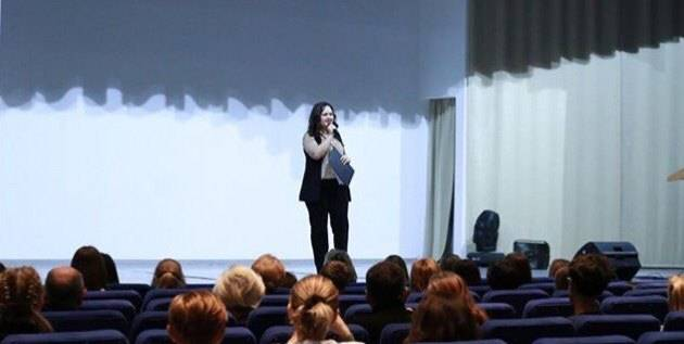 Академия принимает гостей! 18 ноября в Международной академии бизнеса и управления прошел большой день открытых дверей!