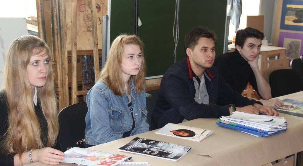 8 июня 2017 года в Академии состоялся показ курсовых работ студентов Института дизайна и рекламы.